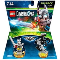 LEGO Dimensions Pack Héros  Excalibur Batman