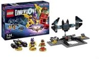 LEGO Dimensions Pack Histoire  The LEGO Batman Movie