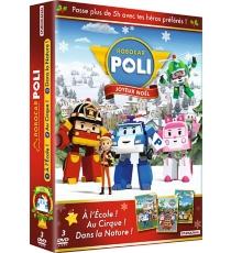 Coffret robocar poli dvd dvd espace culturel e leclerc - Poli robocar en francais ...