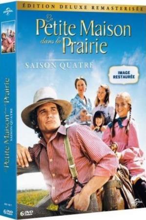 coffret la maison dans la prairie saison 4 dvd dvd espace culturel e leclerc