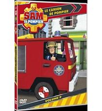 sam le pompier vol 9 le camion de pompier dvd dvd espace culturel e leclerc. Black Bedroom Furniture Sets. Home Design Ideas