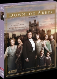 coffret Downton Abbey, saison 6