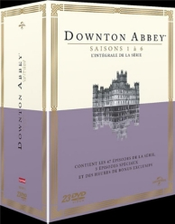 coffret Downton Abbey, saisons 1 a 6