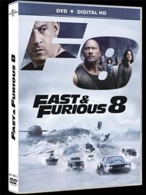 fast and furious 8 - F. garyGray