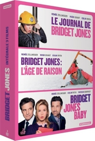 coffret Bridget Jones 1 à 3 : le journal de Bridget Jones ; l'âge de raison ; Bridget Jones baby