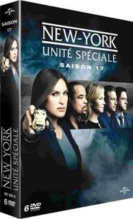 coffret New-York unité spéciale, saison 17