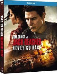 Jack Reacher 2 : never go back