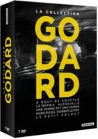 coffret la collection Godard 7 films