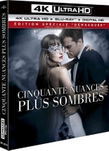 50 nuances de Grey 2 : 50 nuances plus sombres -
