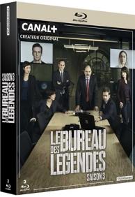 coffret le bureau des légendes, saison 3