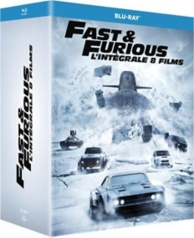 coffret fast and furious 8 films