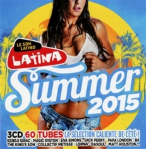 latina summer 2015 - A-Killer, MayraAndrade, DenisAzor, B4, LaritzaBacallao
