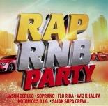 rap rnb party - Compilation, All Saints, Alliance Ethnik, Arsenik, Bob