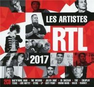 les artistes RTL 2017