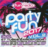 party Fun 2017 /vol.2 - Compilation, AmaraAbonta, Afrojack, Alma, Alok