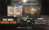 Resident evil VII - biohazard - edition steelbook (PS4)