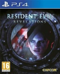 Resident Evil revelations (PS4) -