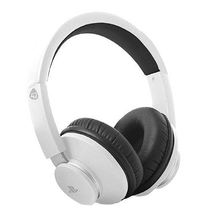 casque stereo gaming pro vr ready blanc ps4. Black Bedroom Furniture Sets. Home Design Ideas