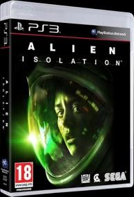 alien isolation (PS3)
