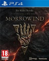 Elder Scrolls online : Morrowind (PS4)