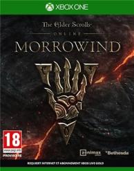 Elder Scrolls online : Morrowind (XBOXONE)