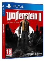 Wolfenstein II : the new colossus (PS4) - Sony Playstation 4