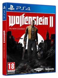 Wolfenstein II : the new colossus (PS4)