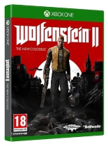 Wolfenstein II : the new colossus (XBOXONE) - Microsoft Xbox One