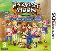 harvest moon : le village de l'arbre celeste (3DS)