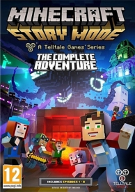 Minecraft story mode - the complete adventure (PC)