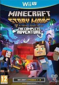 Minecraft story mode - the complete adventure (WII U)