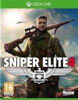 sniper elite 4 (XBOXONE) - Microsoft Xbox One