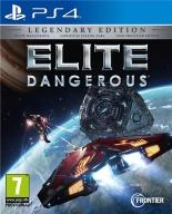 elite dangerous - Legendary Edition (PS4) - Sony Playstation 4