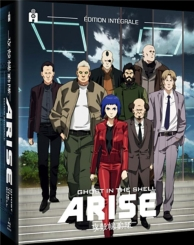 coffret intégrale ghost in the shell : arise