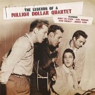 legends of a million dollar quartet