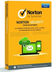 Norton security (PC-MAC) (1 license )