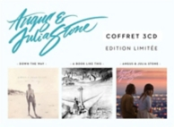 coffret 3 CD Down the way - A book like this - Angus et Julia Stone