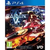 Raiden V - director's cut - édition limitée (PS4)