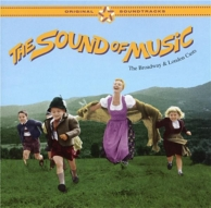 the sound of music, the Broadway and London casts