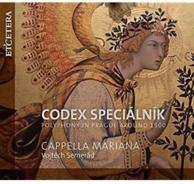 codex specialnik - Polyphonie à Prague autour de 1500