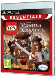 Lego pirates des Caraïbes - Essentials (PS3)