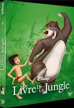 le livre de la jungle -
