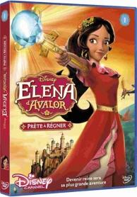 Elena d'Avalor prête à régner, vol. 1