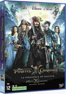pirates des Caraïbes 5 : la vengeance de Salazar - JoachimRønning, EspenSandberg