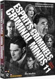 coffret esprits criminels, saison 11