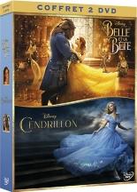 coffret 2 films : la belle et la bête ; Cendrillon -