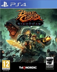 battle chasers : nightwar (PS4)