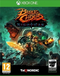 battle chasers : nightwar (XBOXONE)