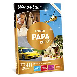Wonderbox - Pour un papa en or