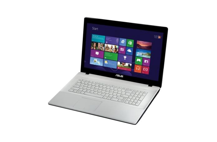 ordinateur portable 17 3 pouces asus x75vc ty138h. Black Bedroom Furniture Sets. Home Design Ideas